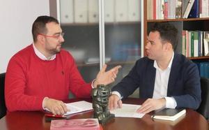 El PSOE de León y Asturias se unen para exigir al Gobierno que dé «una protección especial al carbón autóctono»