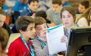 León acoge por tercer año la competición educativa HP CodeWars