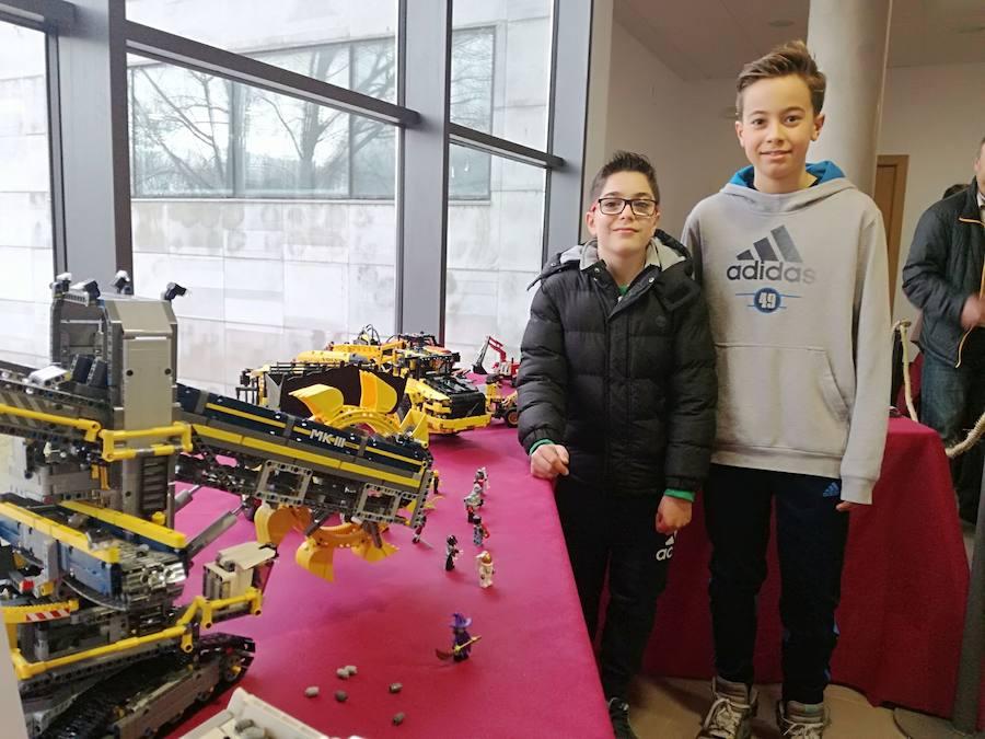 La Lego Feria de valencia de Don Juan