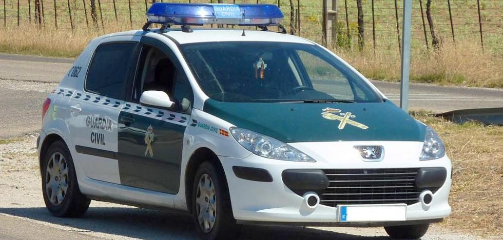 Tres detenidos por robo de material en un hotel en desuso en Onzonilla