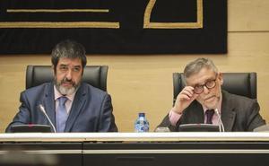 La 'cuenta general' de Caja España mostró «la señal de alarma» en 2007 al desplomarse sus fondos propios