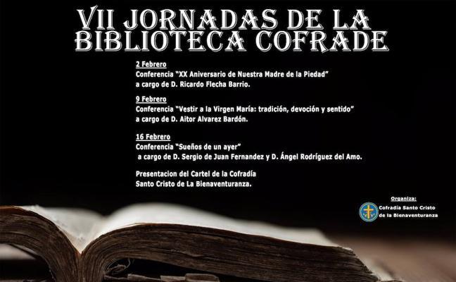 La Bienaventuranza clausura sus Jornadas de la Biblioteca Cofrade