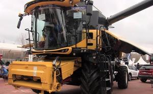 Agroferba reúne en Valencia de Don Juan la mejor maquinaria de la mano de New Holland