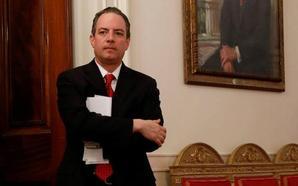 El exjefe de gabinete de Trump revela el caos que vivió en la Casa Blanca
