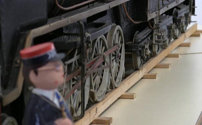 Un ferroviario de corazón
