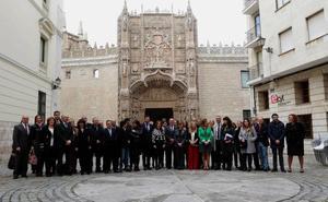 Las Cortes reivindican la «vocación universal» de Valladolid