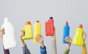 Los mejores detergentes, los de marca blanca de dos supermercados