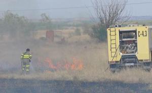 CSIF rechaza la cesión temporal de vehículos antiincendios de la Junta y pide un operativo «estable» durante todo el año
