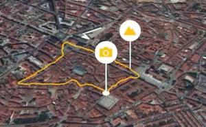 Tres procesiones de la Semana Santa modifican su itinerario por las obras en Ordoño y el Grano