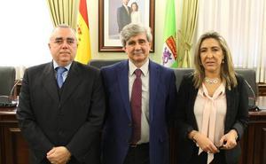 Antonio Vaquera García, el nuevo vicedecano segundo de la Facultad de derecho de la ULE