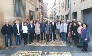 Silván destaca la unidad de acción en torno al Camino de Santiago para su desarrollo económico, social y cultural