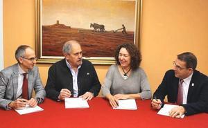 Las universidades de León, Salamanca y Valladolid crean los premios 'San Isidro' para Trabajos Fin de Máster de Agrícolas