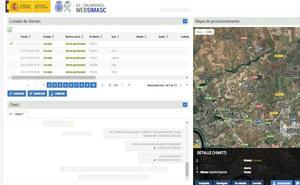 La Guardia Civil libera a una maltratada en Salamanca y detiene a su pareja gracias a una app