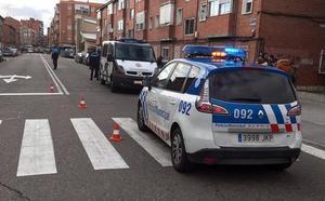 Herido de gravedad tras ser atropellado en Valladolid por un conductor a la fuga