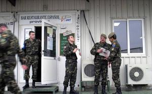 La misión española en Bosnia-Herzegovina