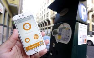 El cobro de una comisión por el uso de la 'app' de la ORA Telpark no afectará a León