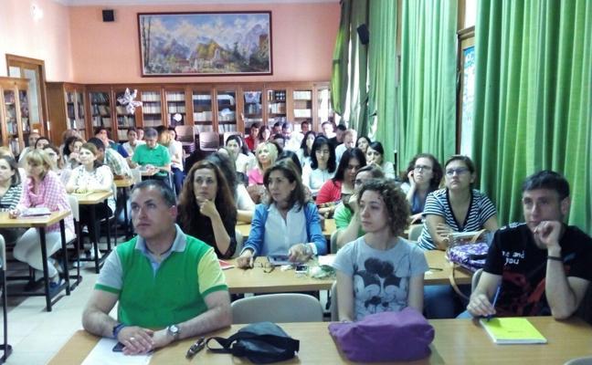 Maristas San José forma a sus profesores en prácticas restaurativas