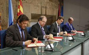 Castilla y León, Aragón y Asturias exigen la quema del carbón hasta el 2030 para garantizar la seguridad eléctrica de España