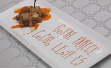 Ingenio y sabor para representar a la capital gastronómica