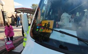 Tráfico desarrolla hasta el viernes una campaña especial de vigilancia del transporte escolar