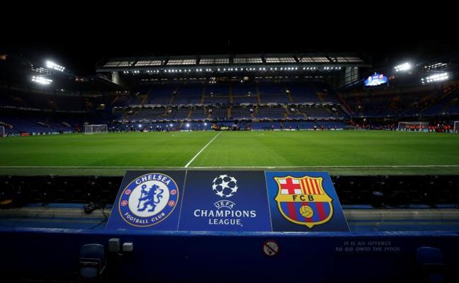No hay estadio capaz de apagar al Barcelona
