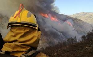 La Junta licita por 3 millones la contratación del servicio de lucha contra incendios forestales en varias bases de la provincia