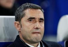 Valverde: «Teníamos el partido controlado cuando llegó su gol»