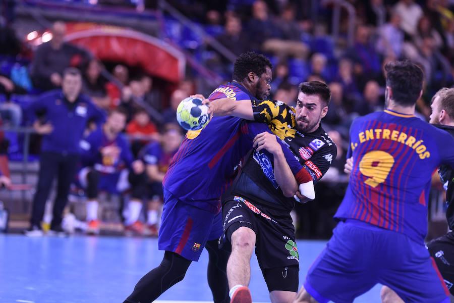 FC Barcelona 28-20 Abanca Ademar