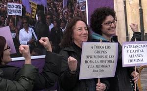 Los sindicatos exigen al Gobierno políticas de igualdad y denuncian que el 80% de los contratos parciales son ocupados por mujeres