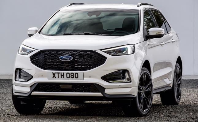 Ford Edge, más potente y equipado