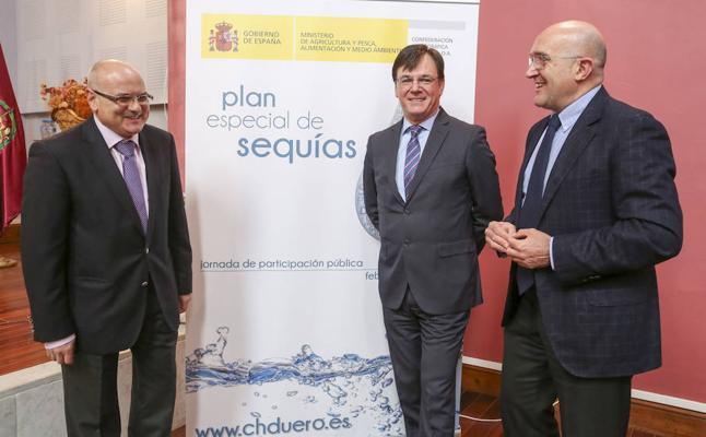 La CHD destaca la recuperación hídrica de la provincia de León y la mejoría que experimentan sus embalses