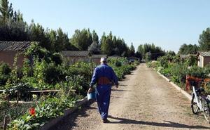 El Ayuntamiento de León analizará la tierra de los huertos de la Candamia para comprobar el no uso de productos químicos