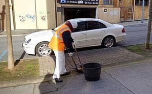 IU y PCE exigen municipalizar el servicio de basuras y limpieza viaria de Ponferrada