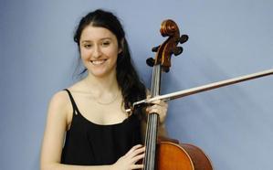 Concierto de violonchelo y piano en la temporada de las Juventudes Musicales en Ponferrada