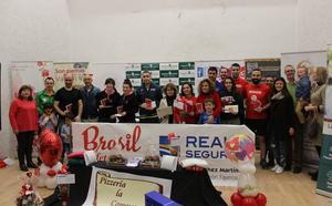 Fidalgo y Castrillo se coronan en el Torneo de San Valentín