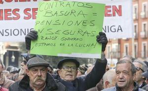 Leonoticias.tv | En directo, protesta de los pensionistas en el centro de León