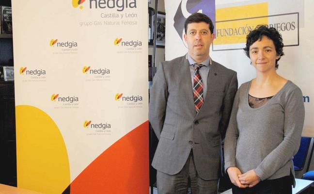 Nedgia Castilla y León y la Fundación Carriegos renuevan su colaboración