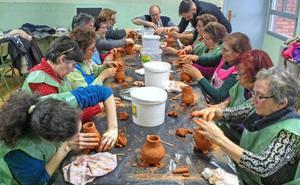 Gordoncillo apuesta por la arqueología como recurso turístico-cultural en un taller experimental