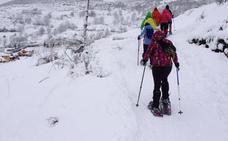 Un paseo en raquetas en el corazón de los Picos de Europa