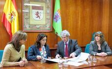 La ULE y Santa María del Páramo se unen para dinamizar el entorno comarcal