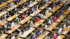 León acoge los exámenes de cinco especialidades en las oposiciones de Secundaria