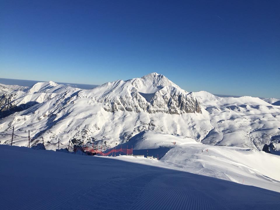 San Isidro y Fuentes de Invierno, un lujo para el esquí