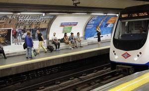 El Metro de Madrid volverá a mostrar la Semana Santa de León en sus principales estaciones