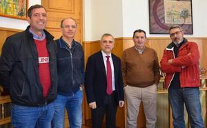 Palazuelo pide diálogo entre la Azucarera y las organizaciones agrarias para alcanzar un acuerdo
