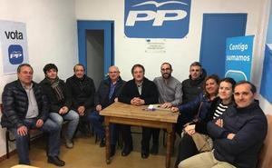 El PP de Astorga cierra su proceso de renovación con la constitución de su Junta Local
