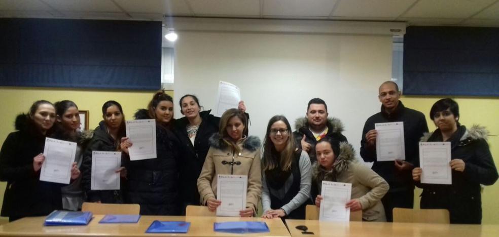 La Federación de Centros Juveniles Don Bosco finaliza su tercera edición del Programa de Formación en Competencias Básicas