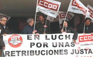 CCOO anuncia movilizaciones en el sector de ambulancias en Semana Santa si los salarios no se elevan al menos un 7%