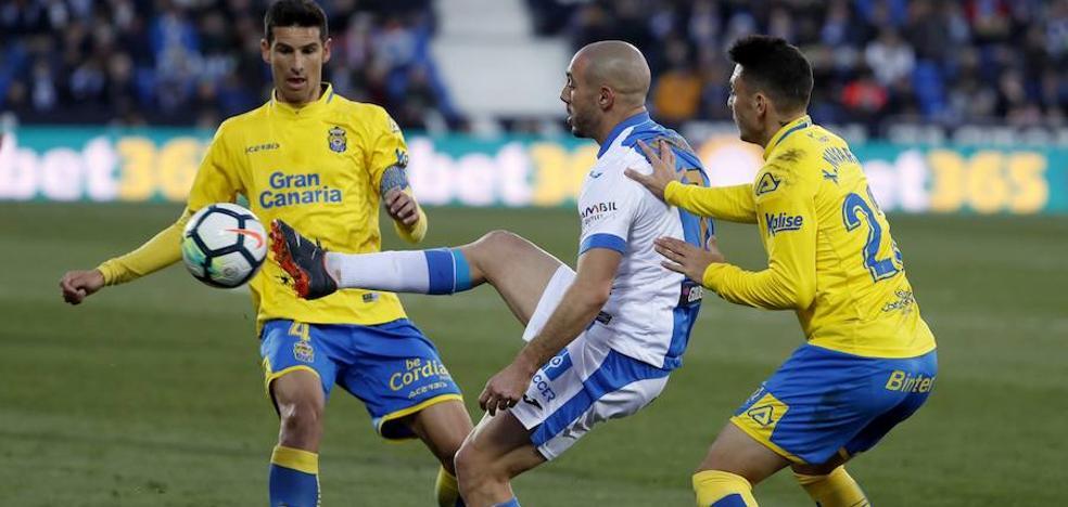 Leganés y Las Palmas empatan pero ganan confianza