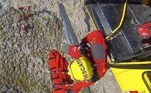 Protección Civil asiste a dos montañeros heridos en sendos accidentes en Puebla de Lillo