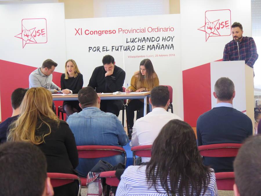 XI Congreso de las Juventudes Socialistas de León